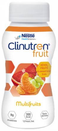 Picture of Nestle Clinutren Fruit Multifruits