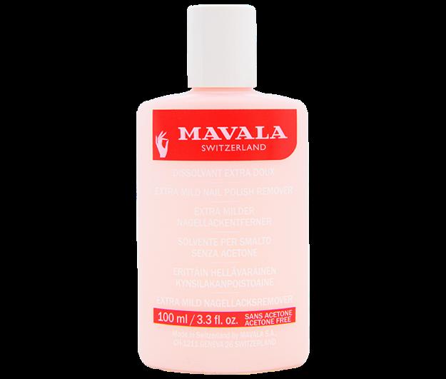 Picture of Mavala Dissolvant Rose Extra / Doux  100ml
