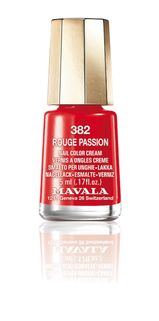 Picture of Mavala Vao Rouge Passion 5 ml