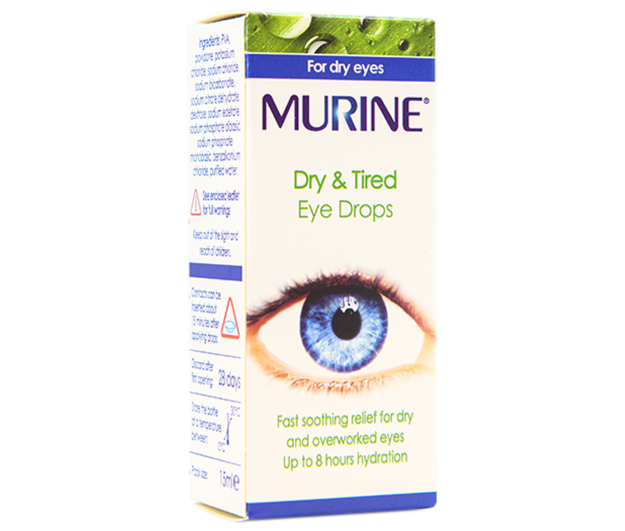 Picture of Murine Dry & Tired Drops