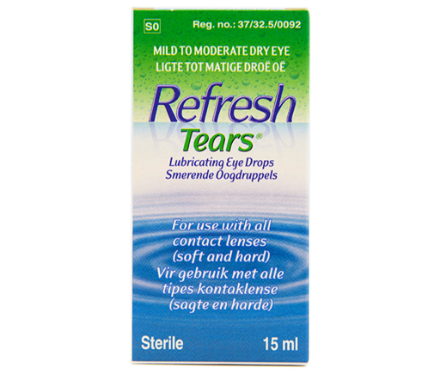 Picture of Refresh Tear 15 ml