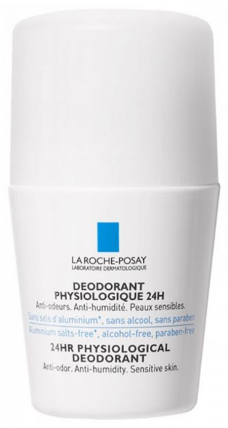 Picture of Roche Posay Deodorant Physio Roll-On 50 ml