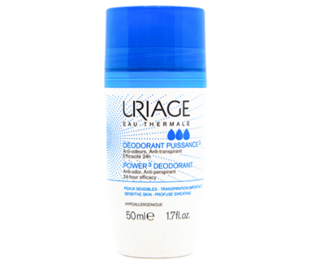 Picture of Uriage Deodorant Puissance-3 Roll On 50ml
