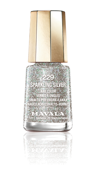Picture of Mavala Vao Sparking Silver 5ml