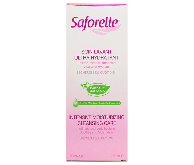 Picture of Saforelle Soin Ultra Hydratant Gel Lavant 250 ml