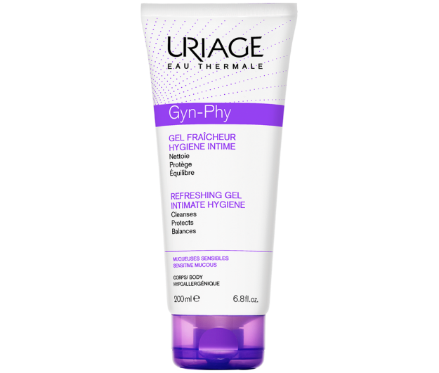 Picture of Uriage Gyn-Phy Gel Hygiene Intime 200 ml