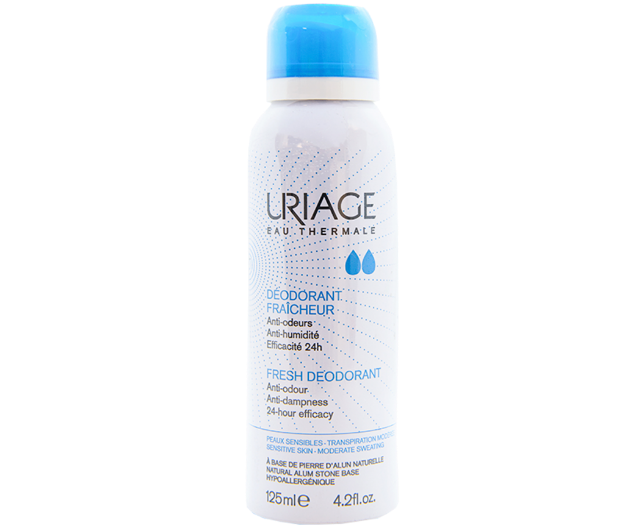 Picture of Uriage Deodorant Fraicheur Spray 125 ml
