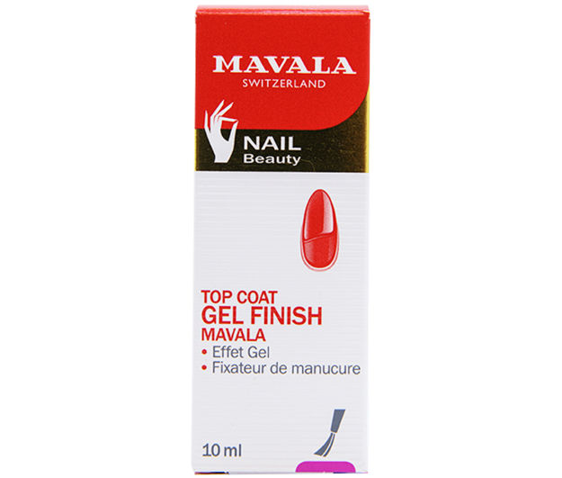 Picture of Mavala Top Coat Gel Finish 10 ml