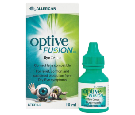 Picture of Optive Fusion ED 10 ml