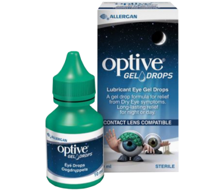 Picture of Optive Gel Drops 10 ml