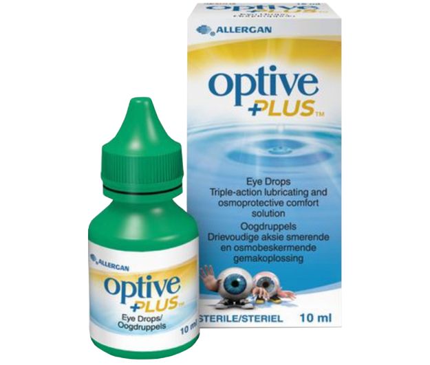 Picture of Optive Plus Drops 10 ml