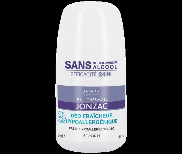 Picture of Jonzac Deodorant Hypoallergenique 24H 50 ml