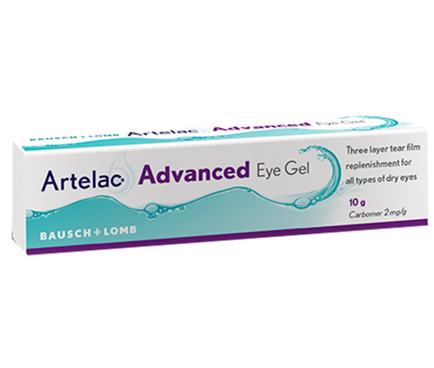 Picture of Artelac Advance Eye Gel 10 g