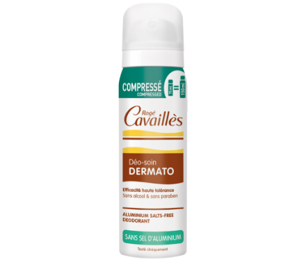 Picture of Roge Cavailles Deo Soin Spray Compresse Dermato 75 ml