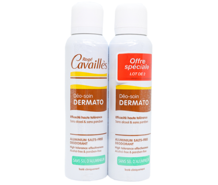 Picture of Roge Cavailles DUO Deo Soin Spray Dermato
