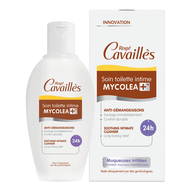 Picture of Roge Cavailles Soin toilette intime mycolea gel