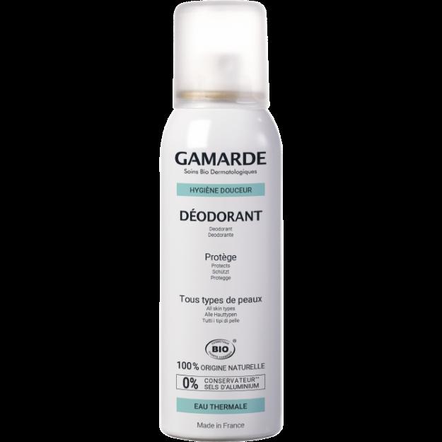 Picture of Gamarde Hygiene Douceur Deodorant Spray