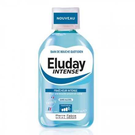 Picture of Eluday Intense Daily Mouthwash 500ml