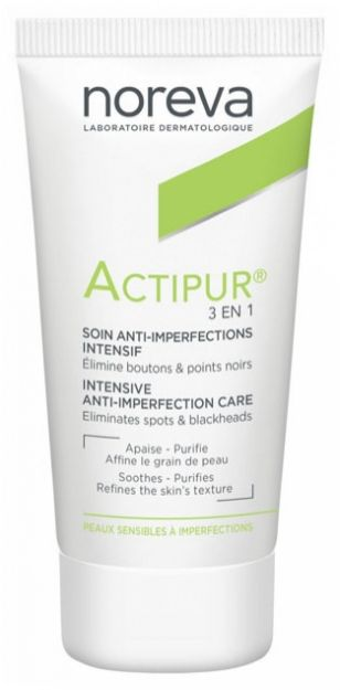 Picture of Noreva Actipur 3 en 1 Soin Anti-Imperfections
