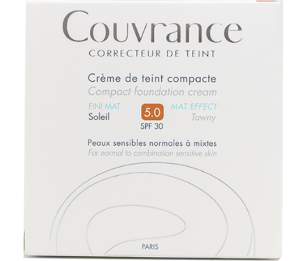 Picture of Avene Couvrance Compact Oil Free Soleil