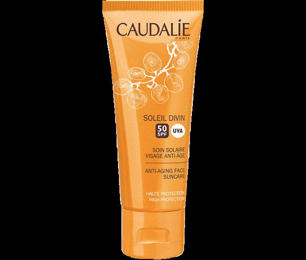 Picture of Caudalie Soleil Divin Crème Anti Age 50 40 ml