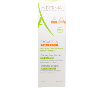 Picture of Ducray Aderma Exomega Creme 200 ml