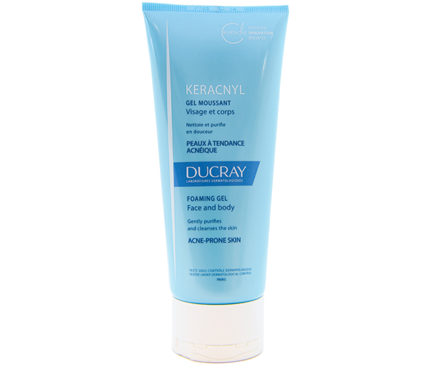 Picture of Ducray Keracnyl Gel Moussant 200 ml