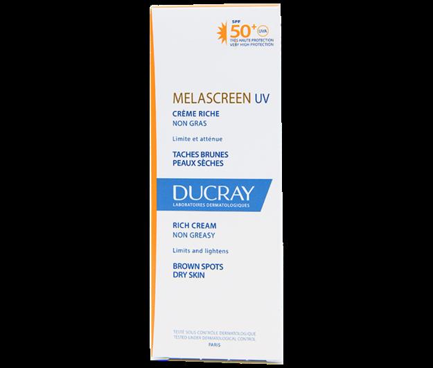 Picture of Ducray Melascreen Creme Riche SPF50+  40 ml