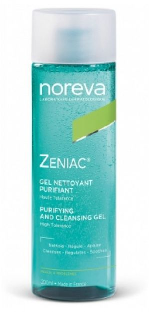 Picture of Noreva Zeniac Gel Purifiant