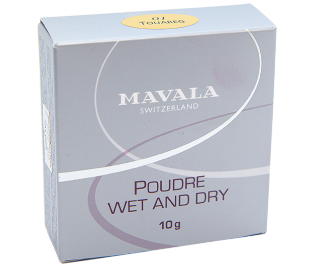Picture of Mavala Poudre Wet and Dry Touareg