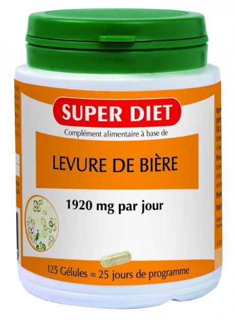 Picture of Super Diet Levure De Bierre