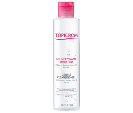 Picture of Topicrem Gel Nettoyant Douceur 200 ml
