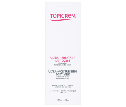 Picture of Topicrem Ultra Hydratant Corps 200 ml