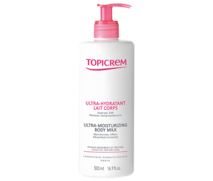 Picture of Topicrem Ultra Hydratant Corps 500 ml