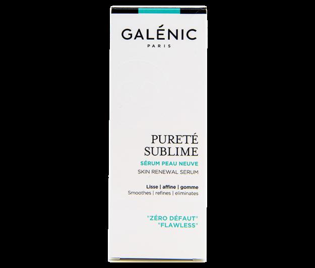 Picture of Galenic Pureté Sublime Serum Peaux Neuve 30 ml