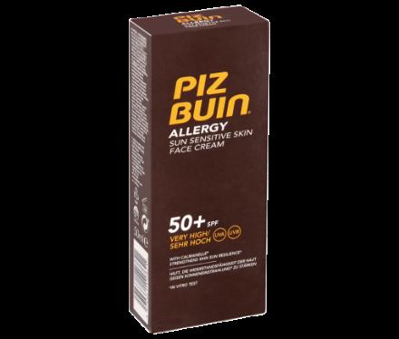 Picture of Piz Buin SPF50+ Allergy Face Cream 50 ml