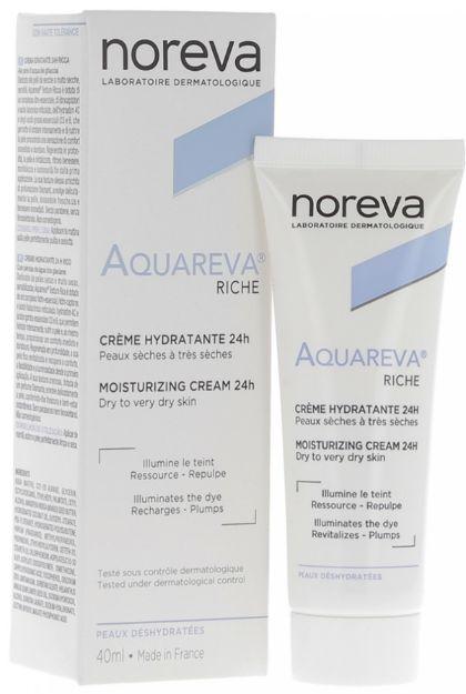 Picture of Noreva Aquareva 24h Rich Cream 40 ml