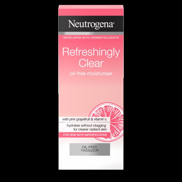 Picture of Neutrogena Visibly Clear Pink Grapefruit Moisturiser 50 ml