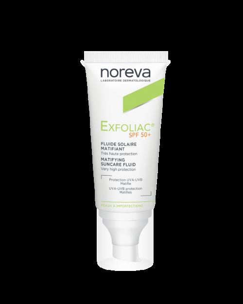 Picture of Noreva Exfoliac Fluide Solaire Spf 50+ 40 ml