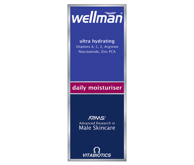Picture of Vitabiotics Wellman Skincare Daily Moisturiser 50 ml