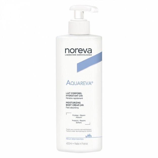 Picture of Noreva Aquareva Body Cream 400 ml