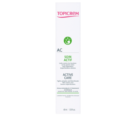 Picture of Topicrem AC Soin Actif 40 ml