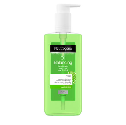 Picture of Neutrogena Visibly Clear Pore & Shine Daily Wash  200 ml