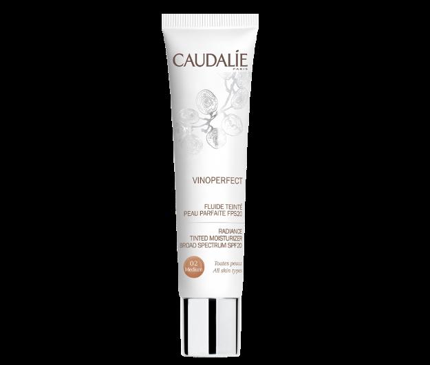Picture of Caudalie Vinoperfect Fluide Teintée Medium 40 ml