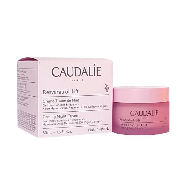 Picture of Caudalie Resveratrol Lift Crème Tisane De Nuit 50 ml