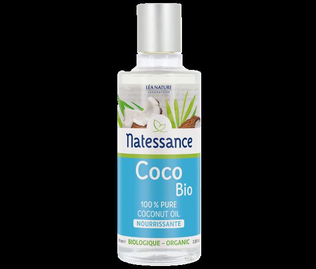 Picture of Natessance Huile Coco 100 ml
