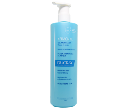 Picture of Ducray Keracnyl Gel Moussant 400 ml