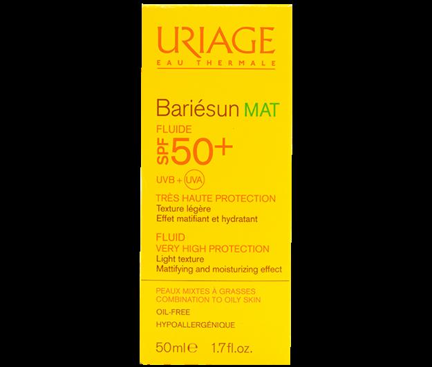 Picture of Uriage Bariesun SPF50+ Fluide Mat 50ml