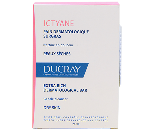 Picture of Ducray Ictyane Pain Surgras 100 g