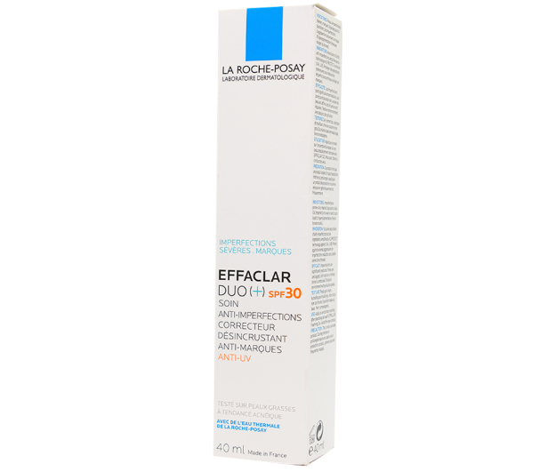 Picture of Roche Posay Effaclar Duo SPF30